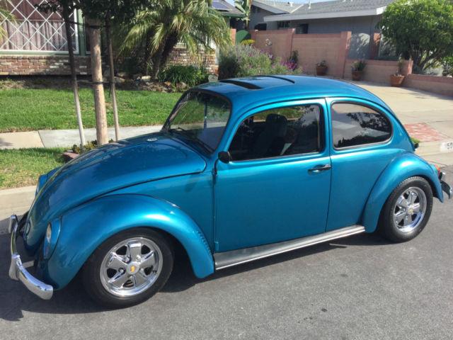 1965 Volkswagen Bug Classic 1776 Turbo Motor Classic