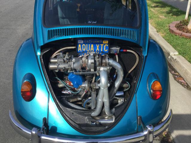 volkswagen bug classic  turbo motor classic volkswagen beetle classic   sale