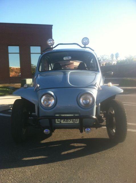 1965 Volkswagen Vw Baja Bug Street Legal Off Road Legal