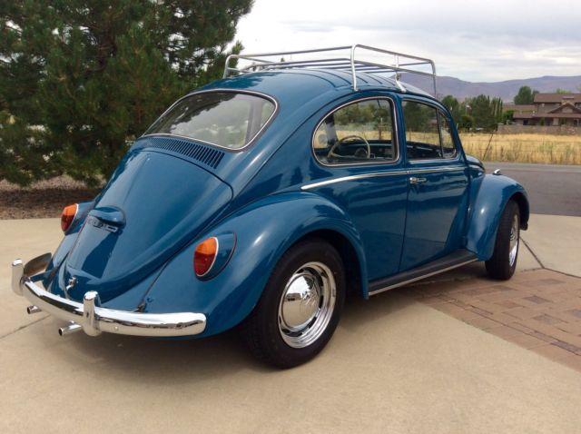 1965 Volkswagen VW Bug Beetle New Engine, Paint, Interior, & More, Nice! - Classic Volkswagen ...
