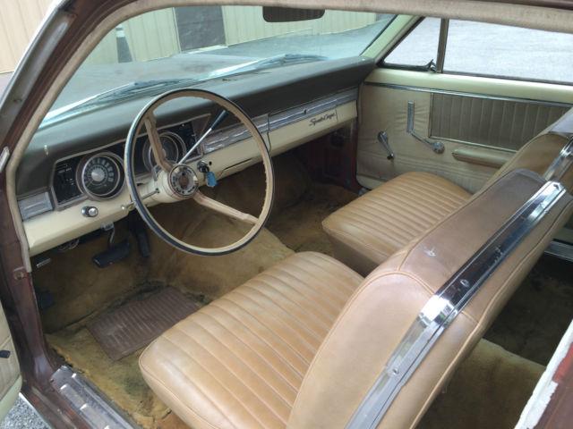 Ford Falcon Futura Door Sport Coupe Rare on 1966 Ford Falcon