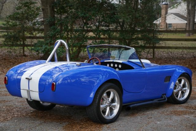 1966 AC SHELBY COBRA - ( REPLICA ) * FREE SHIPPING WITH BUY IT NOW * - Classic Shelby Mustang