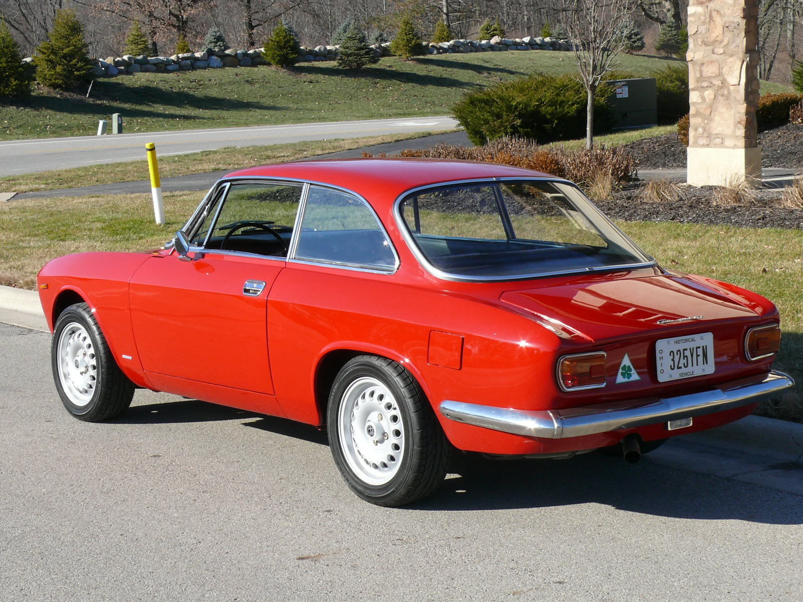 1966 ALFA ROMEO GUILIA SPRINT GTV STEPNOSE.. AS NEW