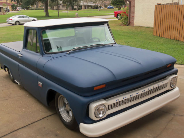1966 c 10 chevrolet truck flat finish air ride bagged 63 64 65 66 67 68 62 61 60 classic. Black Bedroom Furniture Sets. Home Design Ideas