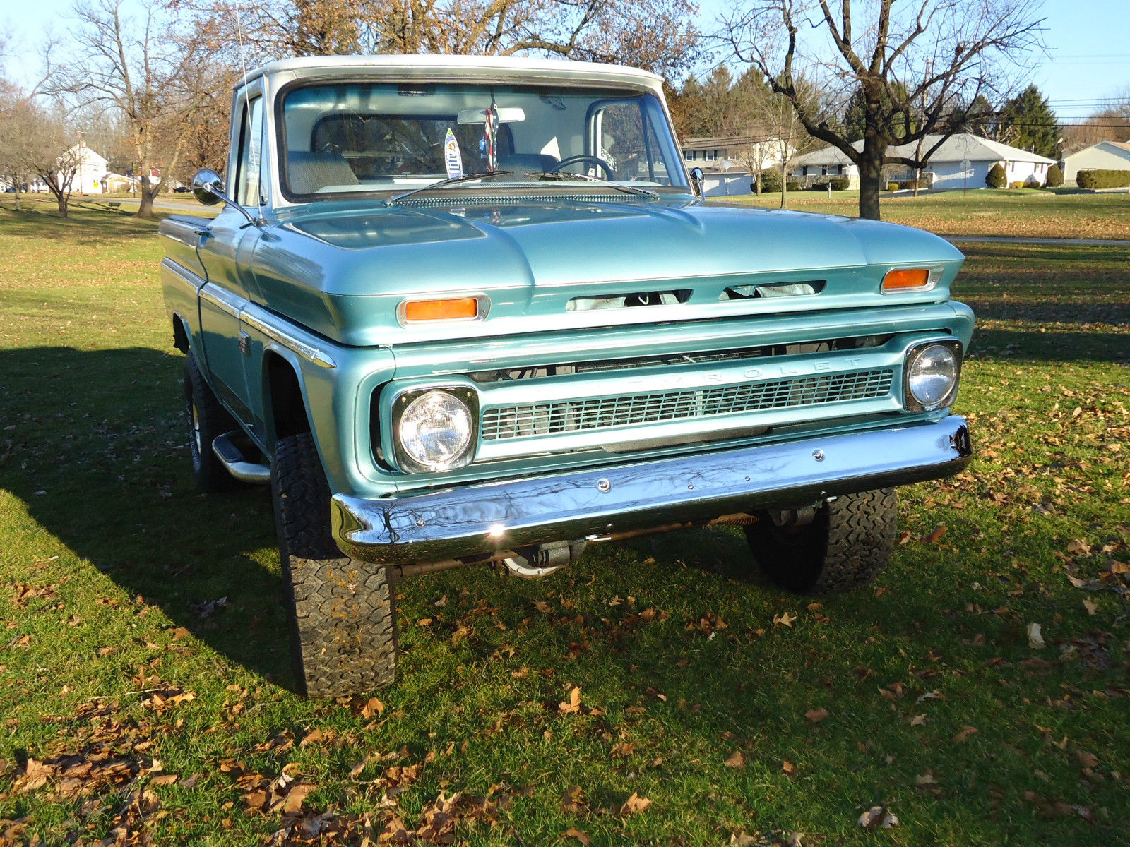 1966 C10 4x4 Classic Chevrolet C 10 For Sale Chevy Lifted