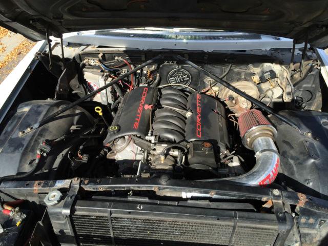 1966 Cadillac deVille Restomod, LS1 Engine Swap, Air Ride Bagged