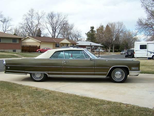 1966 Cadillac Eldorado Convertible Coupe RARE - Classic