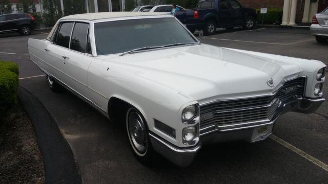1966 Cadillac Fleetwood 60 Special Limousine 4-Door 7.0L ...