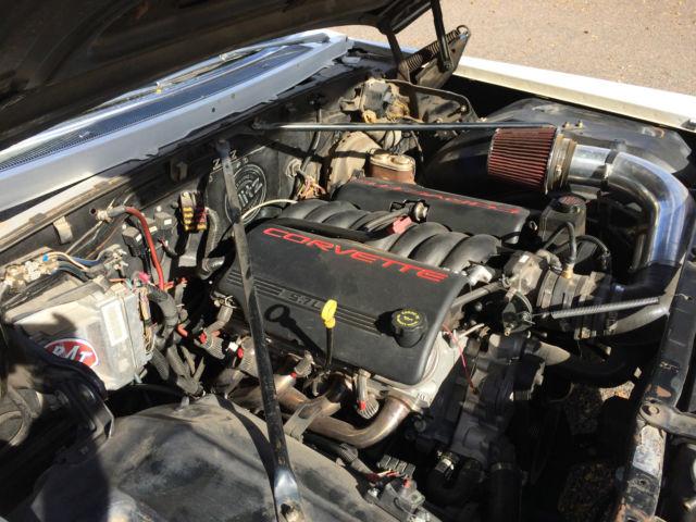1966 Cadillac Sedan deVille Restomod, LS1 Engine Swap ...