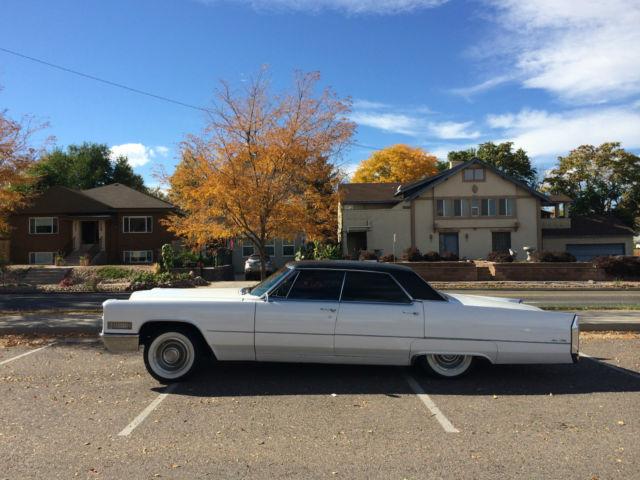 Cadillac Sedan Deville Restomod Ls Engine Swap Bagged Suspension
