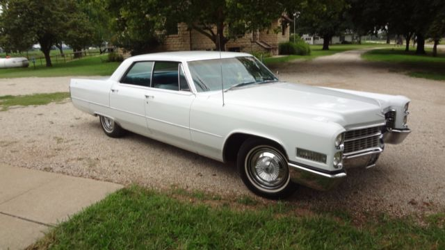 1966 Cadillac Sedan Deville Very Orignal Classic