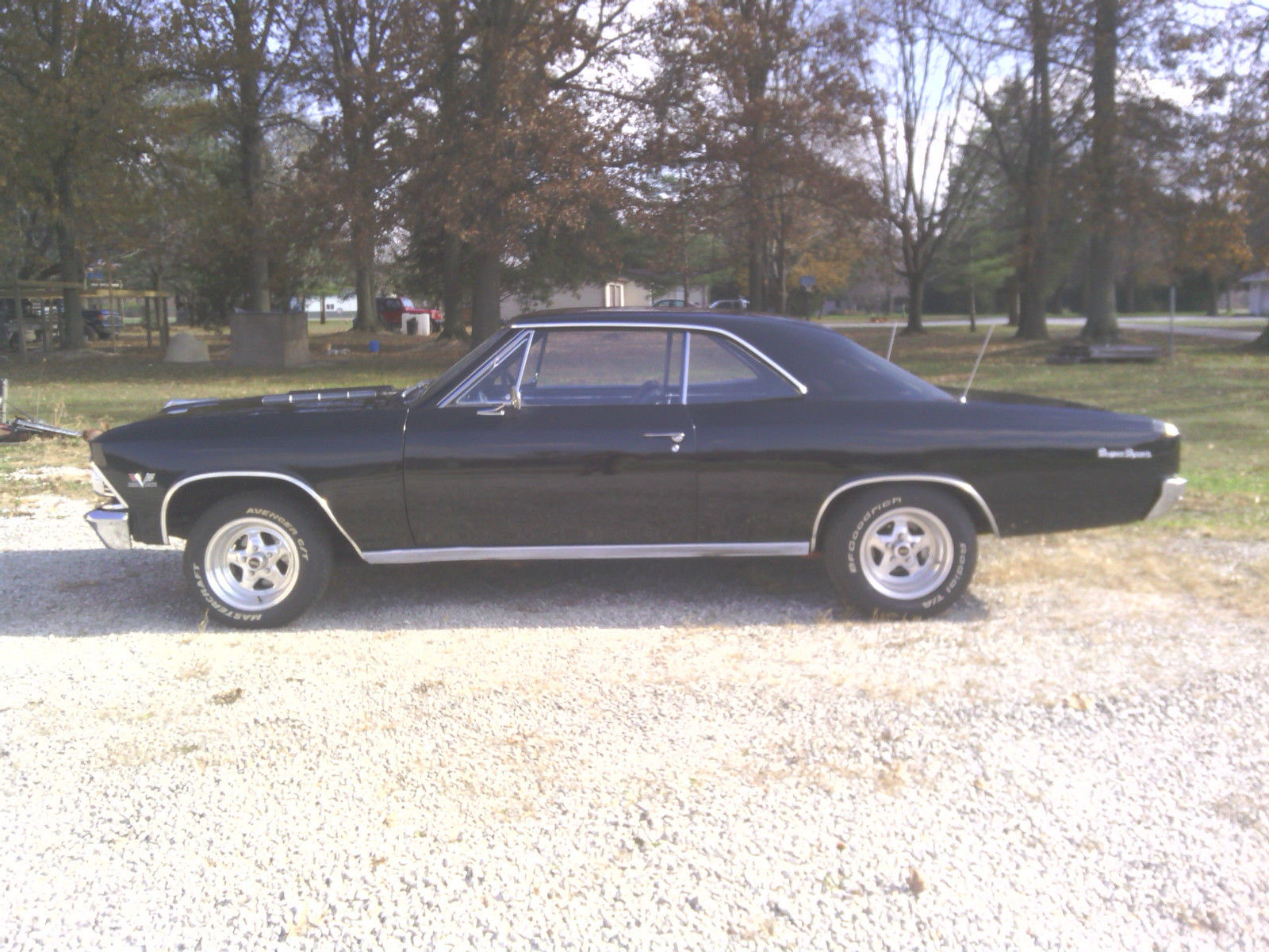 1966 chevelle malibu ss clone classic chevrolet chevelle 1966 for sale. Black Bedroom Furniture Sets. Home Design Ideas
