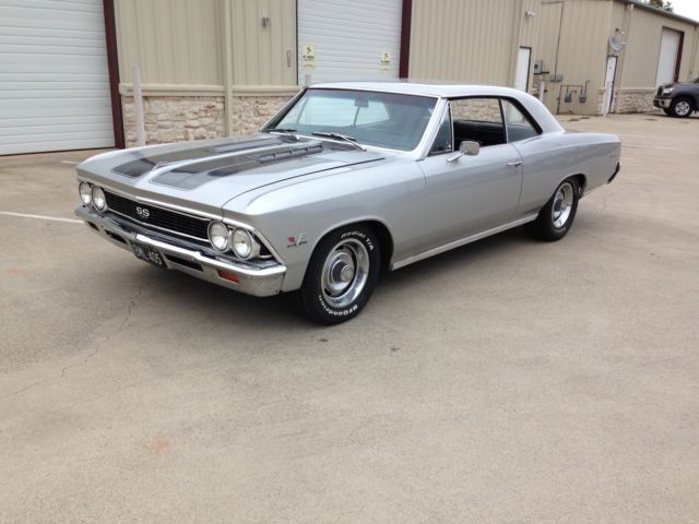 1966 Chevelle SS 396 Project - Classic Chevrolet Chevelle