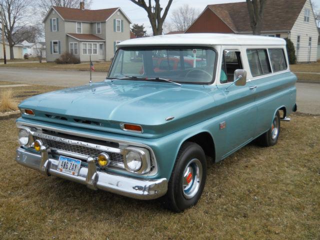 1966 chevrelet 2 door suburban classic chevrolet for 10 door suburban