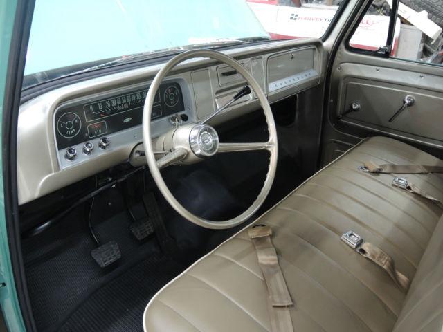 1966 chevrolet c10 truck pickup frame off rotisserie restoration stepside classic chevrolet c. Black Bedroom Furniture Sets. Home Design Ideas