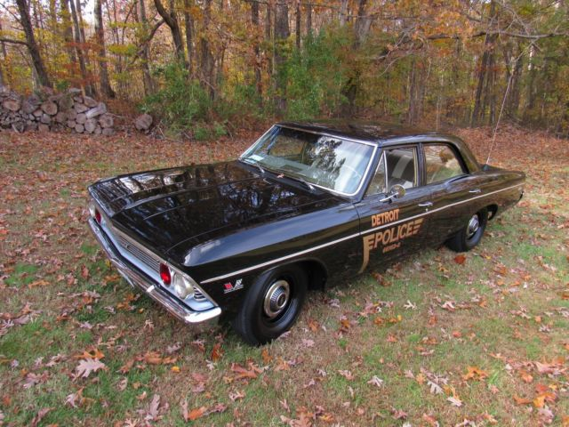 Raleigh Used Cars >> 1966 Chevrolet Chevelle 300 Deluxe 396 Police Car ...