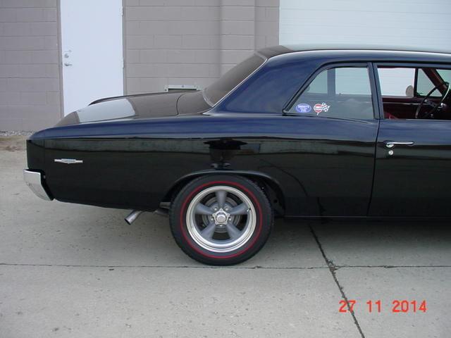1966 Chevrolet Chevelle 300 Two Door Post 396 375hp 4