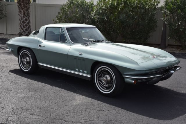 1966 Chevrolet Corvette Frame Off Restored Automatic
