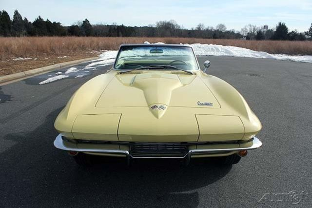 1966 Chevrolet Corvette Stingray Convertible L72 Big Block