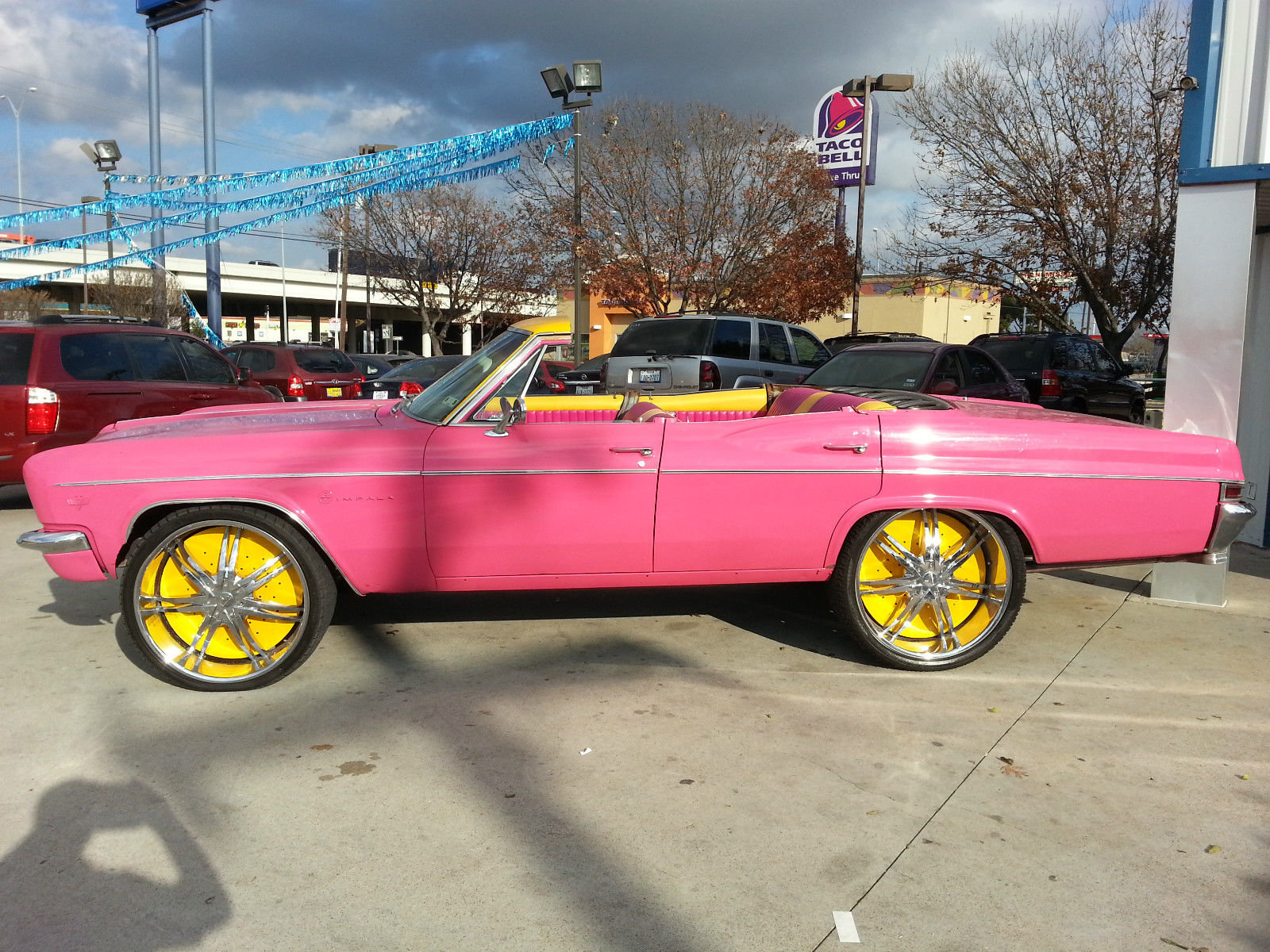 1966 Chevrolet Impala Complete Custom Car One Of A Kind