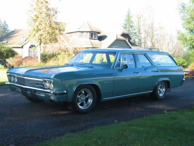 1966 chevrolet impala 9 pass station wagon classic chevrolet impala 1966 for sale. Black Bedroom Furniture Sets. Home Design Ideas
