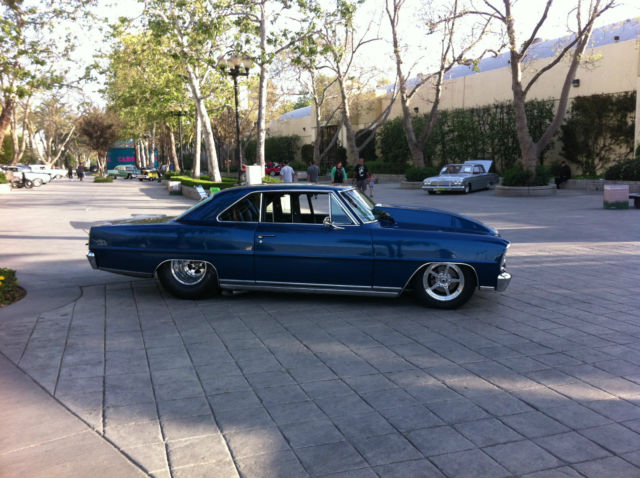 Chevrolet Nova Super Sport Pro Street Awesome Build on 1966 chevy ii nova super sport pictures