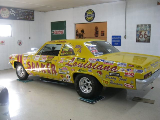 Old Cars For Sale Stock Photos Old Cars For Sale Stock: 1966 CHEVY BISCAYNE SUPER STOCK NOSTOLIGA RACE CAR
