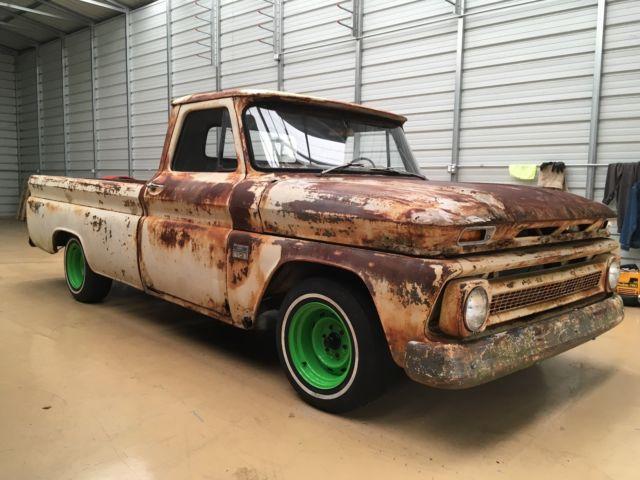 Chevy C Patina Rat Rod Daily Driver Shop Truck