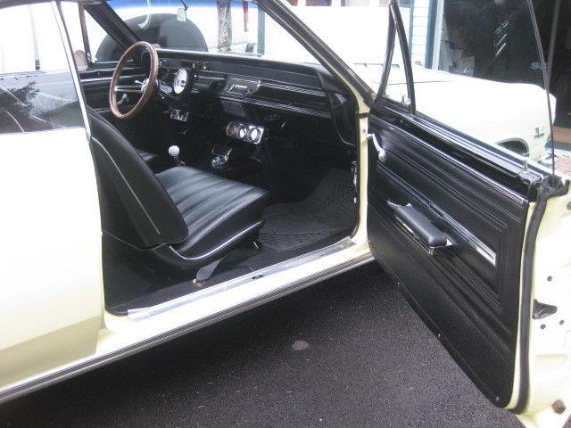 1966 Chevy Chevelle SS clone frame off restoration show go