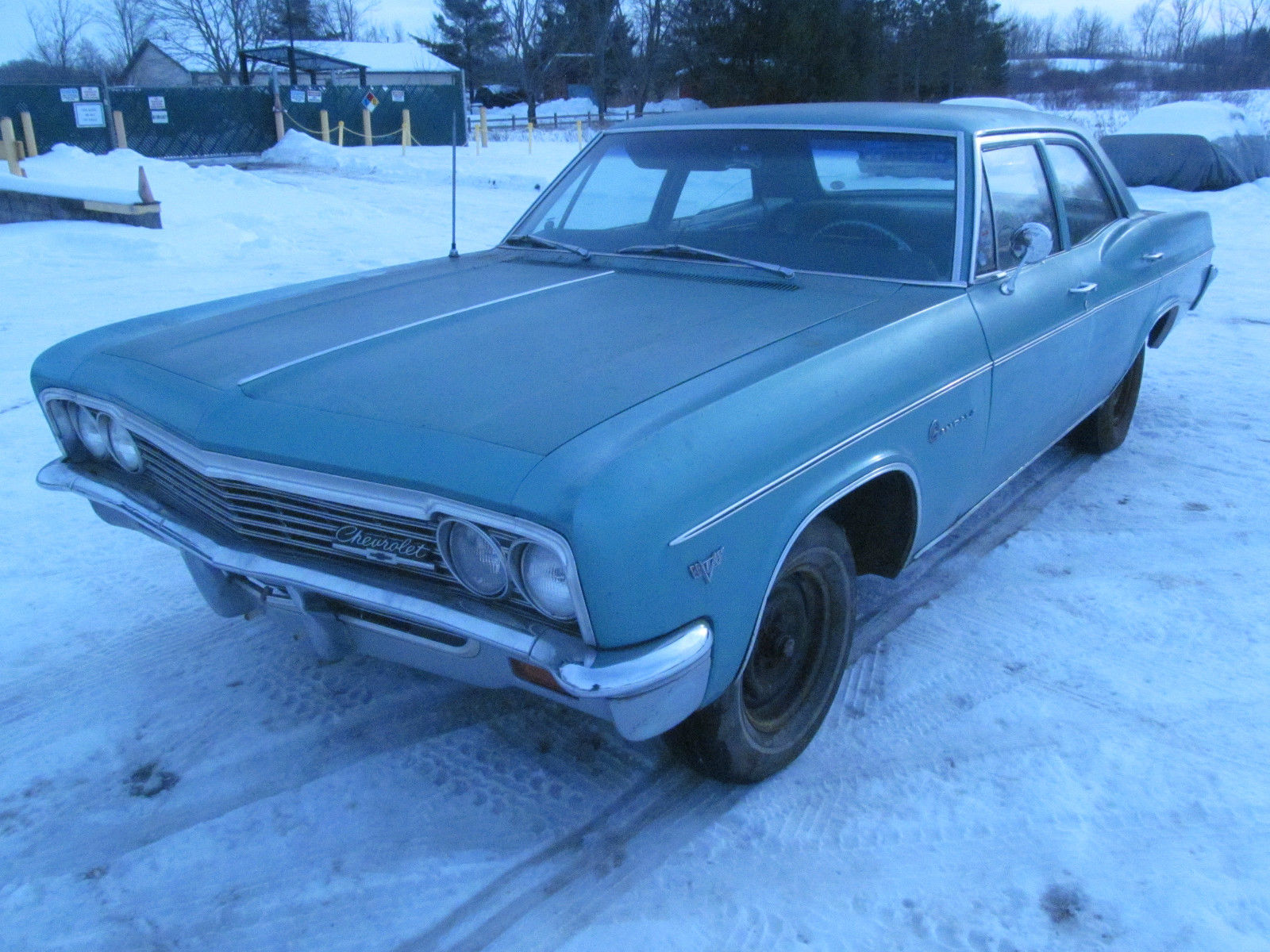 1966 Chevy Impala 4 Door Like 1967 Possible Supernatural Chevrolet Caprice 2