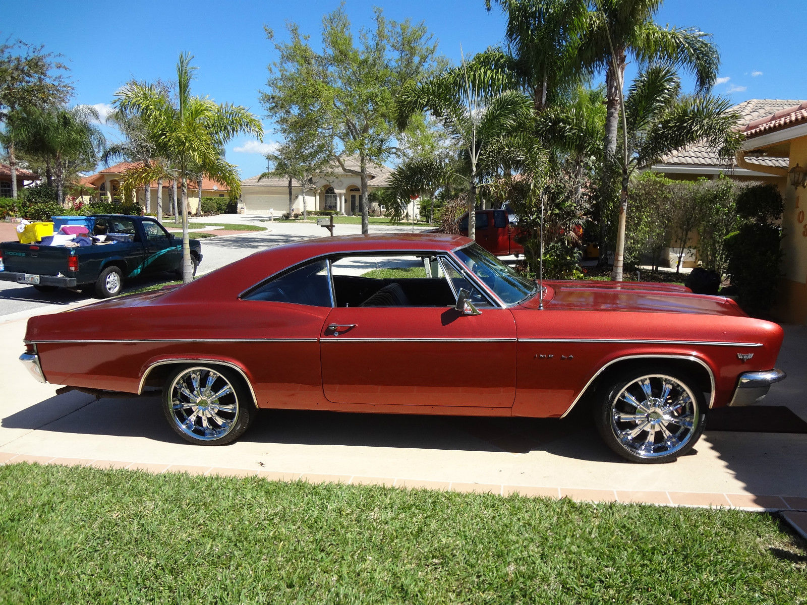 1966 chevy impala super sport two door maroon in color classic chevrolet other 1966 for sale. Black Bedroom Furniture Sets. Home Design Ideas