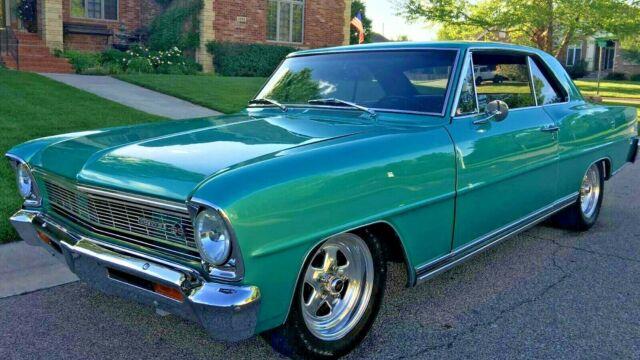 1966 Chevy Nova Super Sport Classic Chevrolet Nova 1966