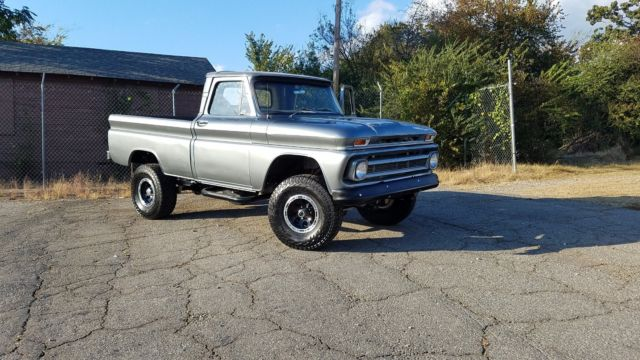 1966 chevy pickup truck short wheel base k5 4x4 classic. Black Bedroom Furniture Sets. Home Design Ideas