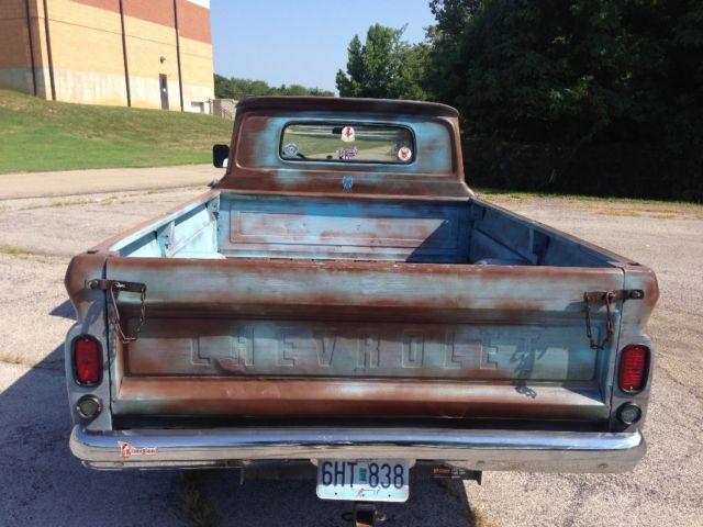 1966 Chevy Truck C10 Rat Rod