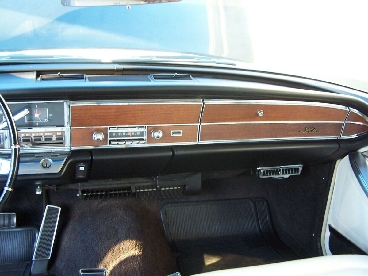 1966 Chrysler Imperial LeBaron Sedan Loaded w/Pearl White ...