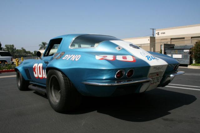 1966 Corvette Race Car SCCA Big Block Barn Find 1963 1964