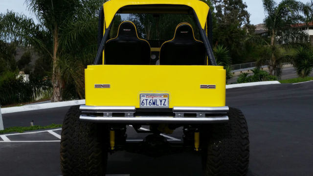 Willys Jeep Truck For Sale >> 1966 Custom Jeep CJ5 Monster show truck willys hot rod ...