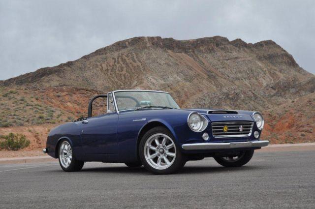 1966 datsun spl311 roadster classic datsun other 1967