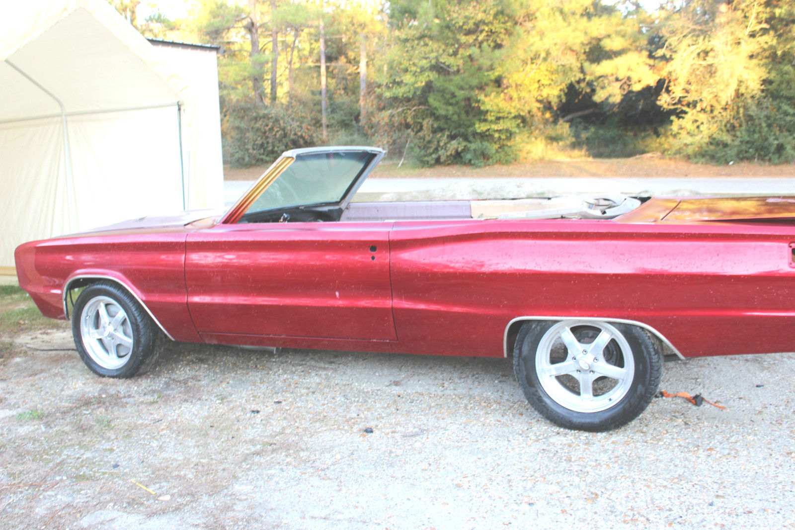 1966 Dodge Coronet 500 Convertible With 440 5 Speed Mopar Classic Vintage Wiring Harness