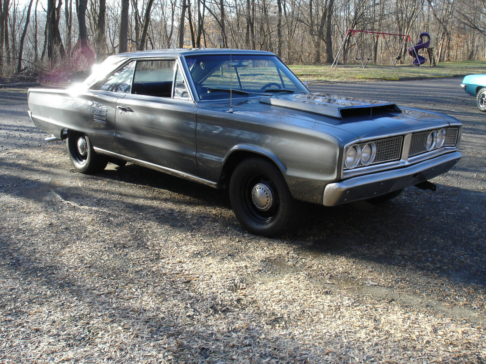 1966 Dodge Coronet 500 - VERY SPECIAL and UNIQUE CAR, Complete ...