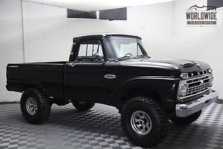 1966 Ford F100 Shortbed 4x4 Uncut Show Truck. AC! 460 V8 ...  1966 Ford F100 ...
