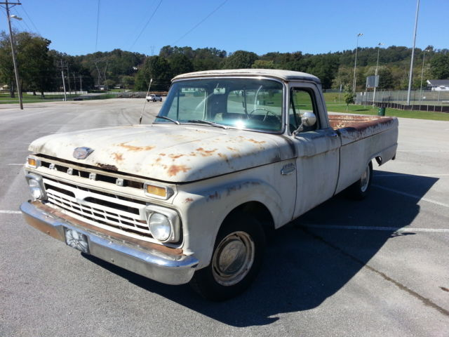 1966 Ford F100 Truck - Classic Ford F-100 1966 for sale