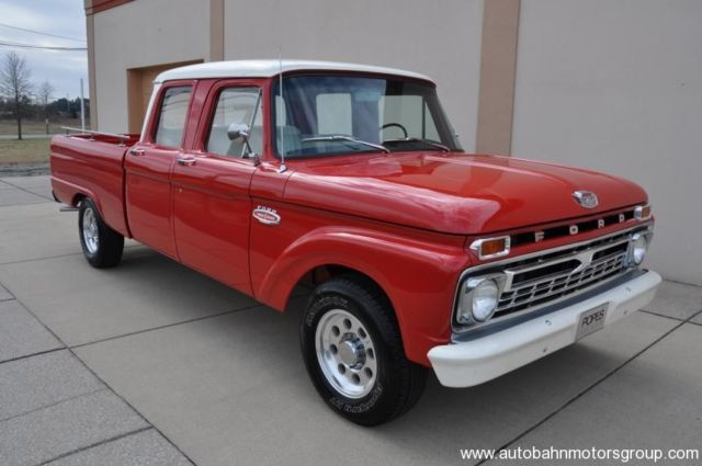 1966 ford f250 crew cab for autos post. Black Bedroom Furniture Sets. Home Design Ideas