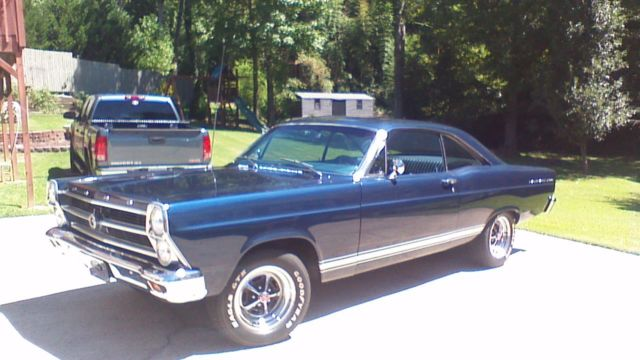 1966 Ford Fairlane 500 2 Door With Automatic 289 Classic