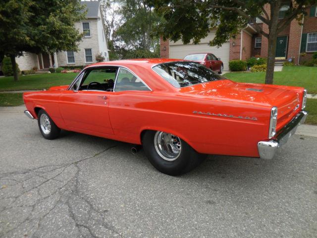1966 Ford Fairlane 500 Pro Street Street/Srip/Show Car