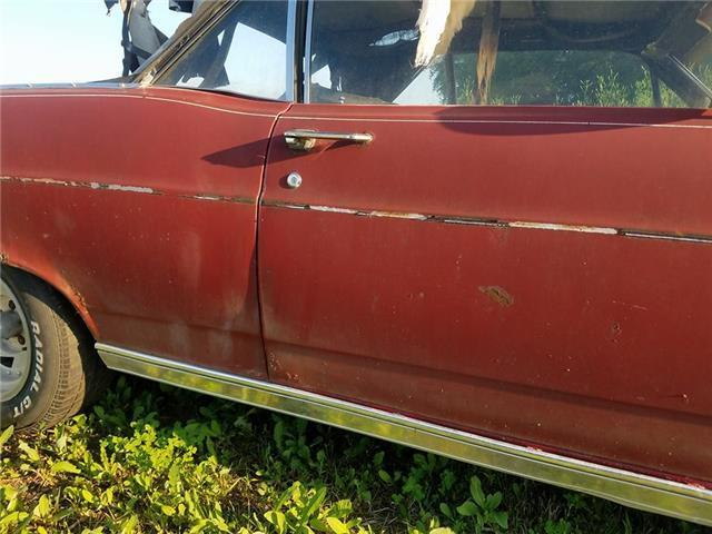 1966 ford fairlane 500 red 289 v8 4 speed classic ford for 1966 ford fairlane floor pans