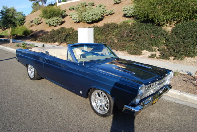 1966 Ford Fairlane Gt Real Gta Convertible Classic Ford Fairlane 1966 For Sale