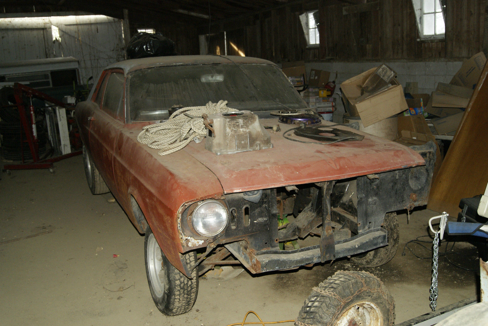 Project Muscle Cars For Sale