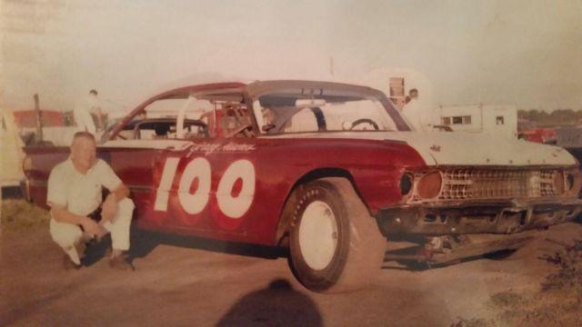 1966 Ford Galaxie Historic NASCAR Vintage Race Car ...