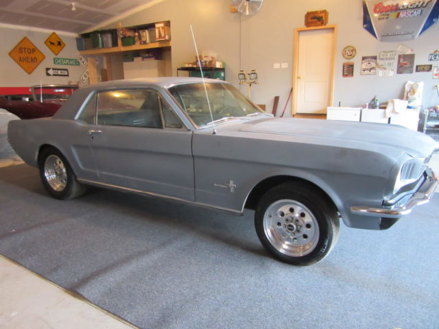 1966 Mustang Parts >> 1966 Ford Mustang Coupe 6 Cylinder Manual Trans Lots Of New Parts